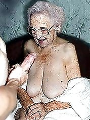 very old sexy grannies